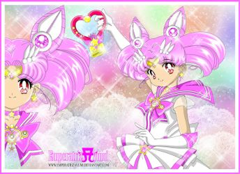 Celestial Sailor Chibi Moon by EmperatrizAyumi
