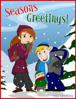Seasons Greetings '14 by hotrod2001