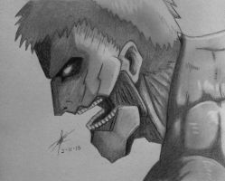 Armored Titan by Demonconstruct