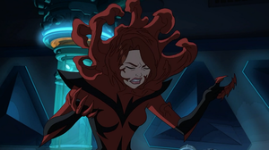 Ultimate Spiderman Carnage Queen Mary Jane by BOGHYZEW