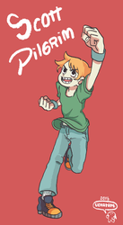 Scott Pilgrim by mattews