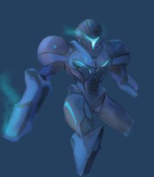 Dark Samus by Malicious-Alice