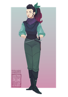 [closed] Adopt - Squire by fionadoesadopts
