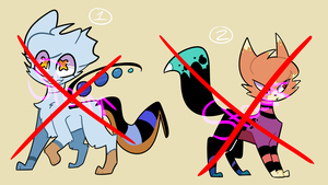 OC adopts (CLOSED) by TheRealStarr