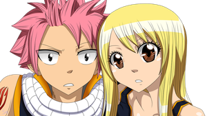 NaLu: What's that? by SabZac