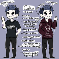 Cole ref by Clovvning