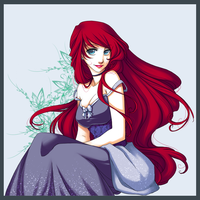 Princess Ariel by Emily-Fay