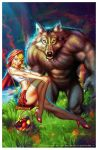 Little Red Riding Hood by CValenzuela