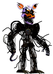 Molten Lolbit by shadowNightmare13