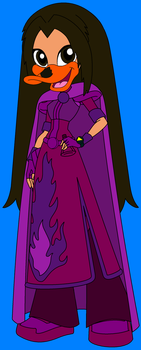 Hannah And Darkflame Fused Together by HannahBro