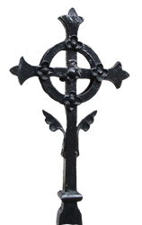 Cross  by maeame21