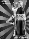 Nuka Cola [Nitrogen Strawberry] by LoneRevenger