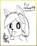 [Doodle Commission] For Ghozt9 by Snail-Guy