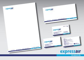 Express Air Collateral by djac