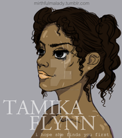 Tamika Flynn: Missing by MirthfulMalady