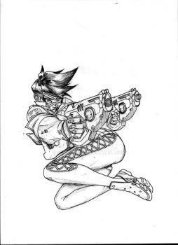 Tracer inking by scorpmanx