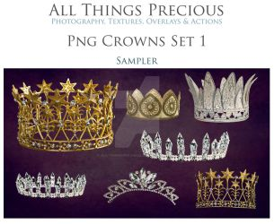 Crown Overlays by AllThingsPrecious