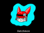 A gatchmon drawing by Shadow--Force