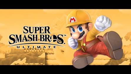 01. Mario (builder outfit) by Kirby-Force