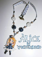 Disney Alice Rock Version by AyumiDesign