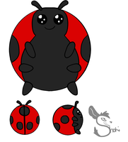 Squishable Reject: Ladybug by ShokiDeNai
