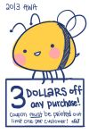 2013 AWA coupon by evikted