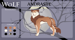 WoLF - Andraste app by LadyPipen
