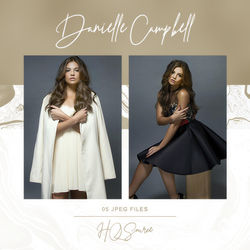 Photopack 3065 // Danielle Campbell by HQSource