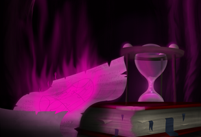 Timetravel Spell Scroll by Konsumo