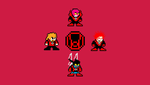 Red Lantern corps by rolito86