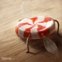 Candy-Bee by LuzTapia