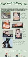 Dolling shoes by SmiteTheeWithApples
