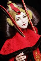 Queen Amidala by Zuoying