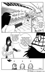Naruto Parody part 2 'Wha by elpheal