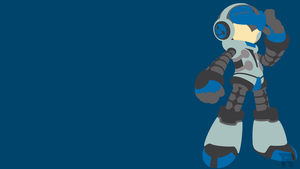 Mighty No 9/Beck Minimalist by turpinator77