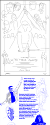 My process of: The Force Awakens in MS PAINT by CaptainRedblood