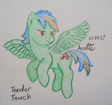 Tender Touch by A-Bright-Idea