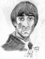 Keith Moon Attempt 3 for Lindsey. by jellyandjamXD