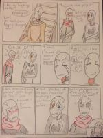 Gaster gang- little song page 5 by CryingArtist156