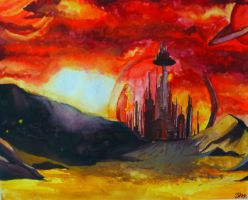 Gallifrey by invalidAbsence