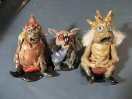 set 2 of Goblins for sale by modastrid