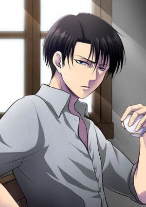 Dirty Laundry: Levi x Reader (Modern AU) by IndieAsHell on DeviantArt