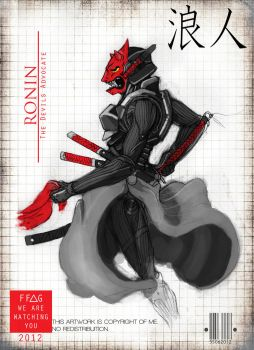 Ronin by FutureFavorite