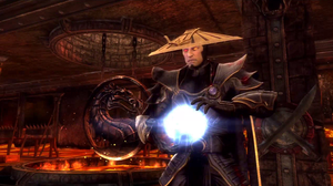 Dark Raiden by TheRumbleRoseNetwork