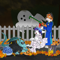 Tricks and Treats by Songficcer