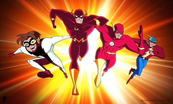 Flash Family | COMMISSION by JTSEntertainment