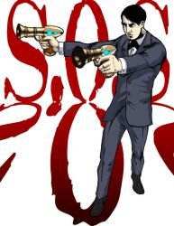 Edison and his Electro-guns by connerche