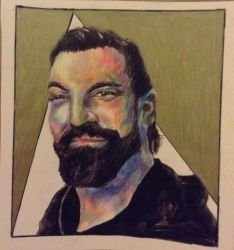 Damien Sandow by TheChuzzle