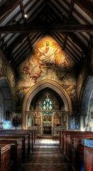 The Chancel Arch by wreck-photography