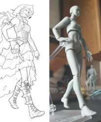 Figma reference by DiePestArzt
